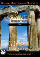 Corinth - Travel Video - DVD.