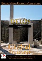 Delos (Cyclades Islands) - Travel Video - DVD.