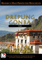Drepung Gonba Tibet - Travel Video.