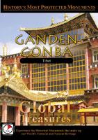 Ganden Gonba Tibet - Travel Video.