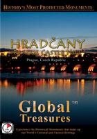 Hradcany (Prague Castle Hill Praha) Czech Republic - Travel Video. DVD. Global Treasures. 10 Minutes.