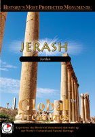 Jerash Jordan - Travel Video.