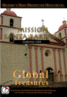 Mission Santa Barbara California - Travel Video.