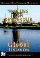 Molens Van Kinderdijk (The Windmills of Kinderdijk) Holland - Travel Video.
