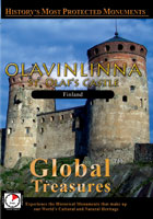 Olavinlinna (St Olaf's Castle), Finland - Travel Video.