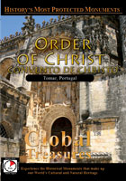 Order of Christ (Convento De Christo Tomar) Portugal - Travel Video.