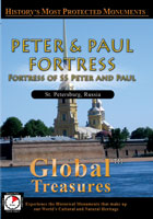 Peter and Paul Fortress - Saint Petersburg Russia - Travel Video.