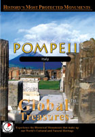 Pompeii - Travel Video - DVD.