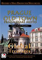 Prague Old Town (Praha Stare Mesto) - Travel Video. DVD. Global Treasures. 10 Minutes.