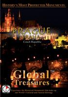 Prague (Praha) - Travel Video. DVD. Global Treasures. 10 Minutes.