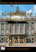 Real Palaces of Seville - Travel Video.
