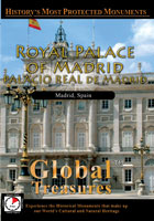 Royal Palace of Madrid (Palacio Real De Madrid) - Travel Video.