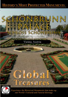 Schonbrunn Palace (Schloss Schonbrunn) - Travel Video.