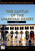 The Castles of the Umayyad Dessert - Travel Video.