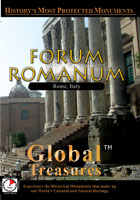 The Forum of Rome (Forum Romanum) - Travel Video.