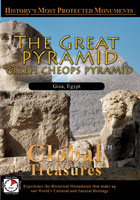 The Great Pyramid (Giza Cheops Pyramid) Egypt- Travel Video.