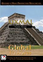 Uxmal Mexico - Travel Video.
