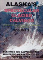 Alaska's Spectacular Glacier Calvings VOL 2 - Travel Video.