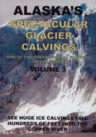 Alaska's Spectacular Glacier Calvings VOL 3 - Travel Video.