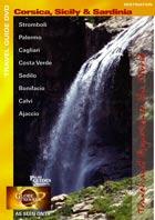 Corsica, Sicily & Sardinia: Mediterranean Islands - Travel Video - DVD.