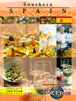 Planet Food Southern Spain - Travel Video.