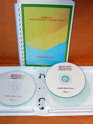Gaelic Made Easy, Audio CD Course.