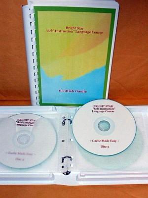 Scottish Gaelic Made Easy, Audio CD Course.