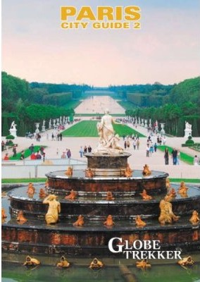 Paris City Guide 2 - Travel Video DVD.