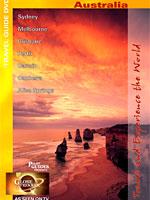 Australia - Travel Video DVD.
