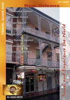 New Orleans - Travel Video DVD.
