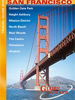 San Francisco - Travel Video DVD.