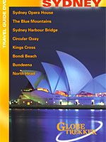 Sydney - Travel Video DVD.