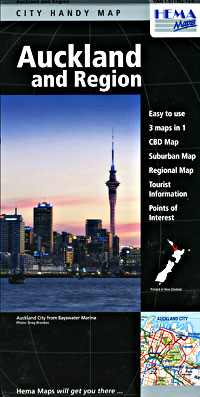 Auckland and Region, New Zealand.