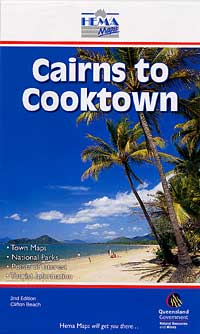Cairns to Cooktown, Australia.