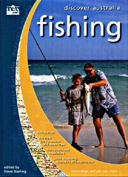 Australia Fishing Tourist Road ATLAS.