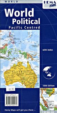 World POLITICAL Map.