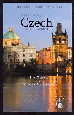 Beginners Czech with 2 Audio CDs.
