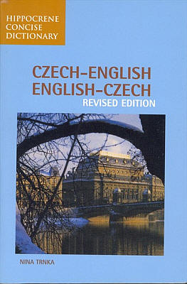 Czech-English, Czech-English Concise Dictionary.
