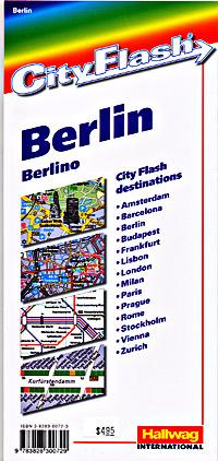 BERLIN Cityflash, Germany.