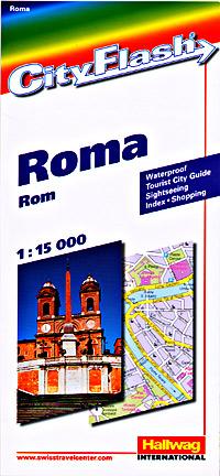ROME Cityflash, Lazio, Italy.