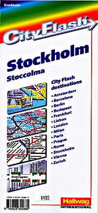 """STOCKHOLM """"Cityflash"""", Sweden."""