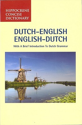 Dutch-English, English-Dutch, Concise Dictionary.