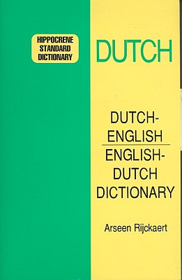 Dutch-English, English-Dutch, Standard Dictionary.