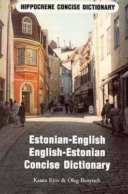 Estonian-English, English-Estonian, Concise Dictionary.