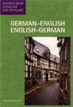 German-English, English German, Concise Dictionary.