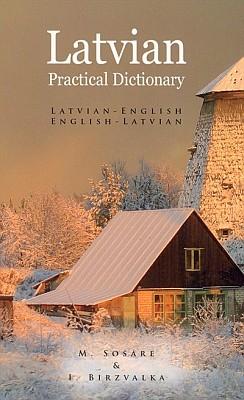 Latvian-English, English-Latvian Language, Practical Dictionary.