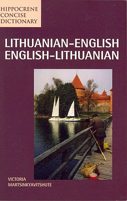 Lithuanian-English, English-Lithuanian, Concise Dictionary.