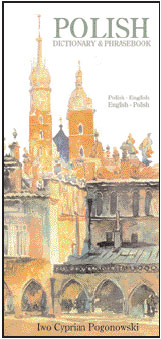 Polish Phrasebook and Dictionary.