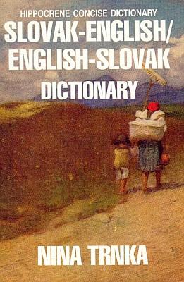 Slovak-English, English-Slovak, Concise Dictionary.