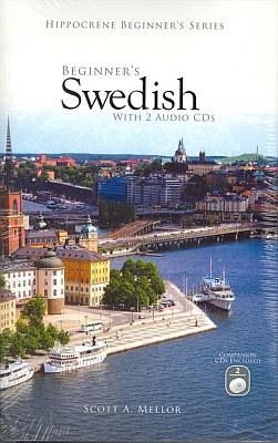 Beginner's Swedish Audio CD Language Course.
